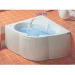CALYX GALENA三角形按摩浴缸