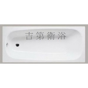 BETTE德國進口鈦合金鋼板琺瑯浴缸_加厚3.3mm尺寸w140~w170cm