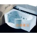 160無障礙式浴缸-按摩浴缸&空缸160*90cm