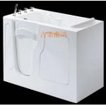 無障礙走入型浴缸含浴缸龍頭 135*71*102cm
