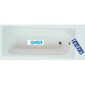 GALA進口鋼板琺瑯浴缸150*70cm
