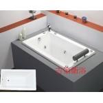 120*80*H60強化壓克力浴缸