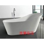 168cm 強化壓克力獨立浴缸168*80*78cm