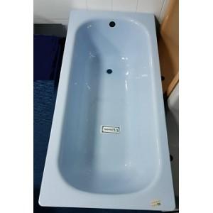Smalearl Viterbaese 義大利原裝進口鋼板琺瑯浴缸-水藍色150*70cm