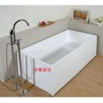 BF154薄邊獨立浴缸