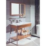 造型摩登磁盆浴櫃組落地型w75