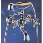 IB QUEEN 古典雙槍淋浴龍頭QU-250