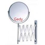 Gedy 進口伸縮刮鬍鏡(雙面)