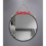 GDMT7智能正圓鏡雙觸+防霧+三色燈+帶鍊70*70cm