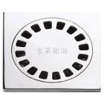 不鏽鋼鑄造面板地板排水口GY7911013