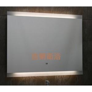 LED自動感應式化妝鏡~不用手~可訂製需求尺寸及鏡面另加防蝕
