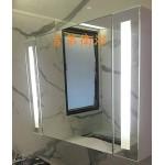 Gedy 含燈防水鏡箱100*80cm