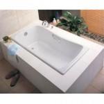 KOHLER 鑄鐵浴缸K-17270T-GR  w150*d75cm