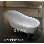 Bathtub 古典鑄鐵浴缸w156*d78cm  / w146*d78cm