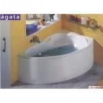 GALA agata 按摩浴缸150*100cm