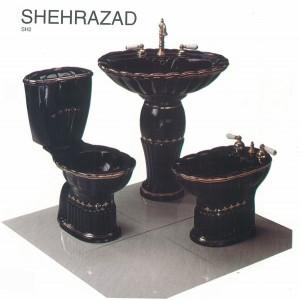 Pierre Cardin -雪瑞莎(黑+金)