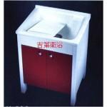 新式活動式人造石洗衣槽w60