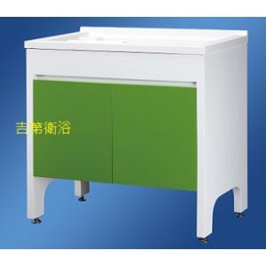 人造石歐式精典活動洗衣槽W90
