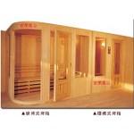GEDY 新現代款台檜三溫暖烤箱-可依現場訂製