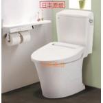 INAX 日本原裝分體馬桶+遙控電腦馬桶座管距25~55cm皆可用